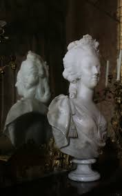chambre antoinette file château de versailles chambre de la reine buste de