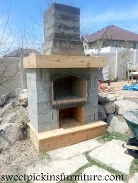 Backyard Fireplace Plans by Best 25 Outdoor Fireplace Designs Ideas On Pinterest Outdoor
