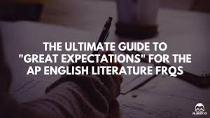 ap english sample essays the ultimate guide to great expectations ap english lit essay