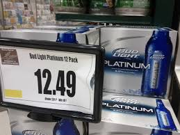 bud light platinum price bud light platinum beer review bomble com