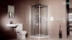 coram shower door spares 900mm aquafloe elite quadrant shower enclosure youtube