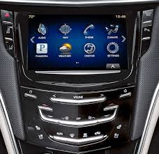 cadillac srx cue system cadillac cue on how well does caddy s tech stack up to ford