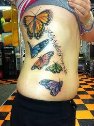 butterfly rib