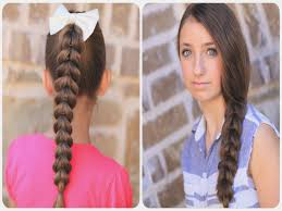 seven easy ways to facilitate cute hairstyles for 11 year