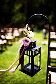 outdoor wedding aisle decorations weddingbee
