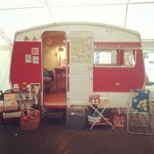 vintage retro sprite 400 caravan workshop playroom mobile shop