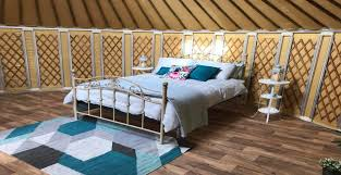 Living In A Yurt by Enjoy A Stay In The All New Loughcrew Yurt Travel Ireland Magazine