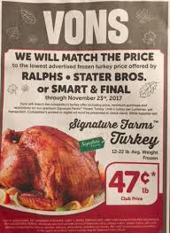 vons albertsons is calling out ralphs stater bros smart