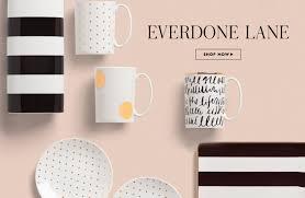 kate spade new york tableware home decor u0026 gifts