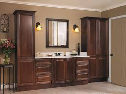 Oak Bathroom Furniture Bathroom Brown Bathroom Vanity Bathroom Cabinets And Countertops