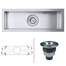 ruvati rvh7120 bar prep sink 23