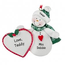 snowmen ornaments gifts ornaments for you