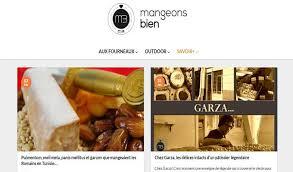 magazine cuisine en ligne mangeonsbien tn 1er magazine en ligne tunisien dédié à l