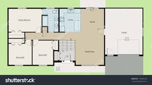 5 Level Split Floor Plans 100 Split Level Home Plans 55 Open Floor Plans Single Level