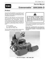 96900sl pdf greensmaster 3200 3200 d rev b 2002 by negimachi