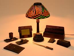 desk set shines light on victorian society the state museum of