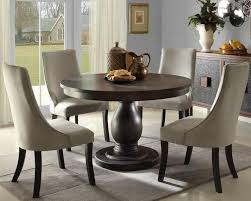 Circle Dining Table Furniture Brilliant Ideas For Pedestal Dining Table Design