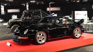 porsche boxster fender flares 1996 porsche 911 gt2 ultimate air cooled model sells for 1m