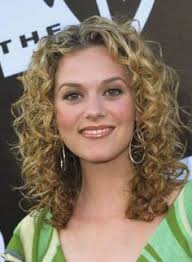 loose spiral perm medium hair 6 types of perm hairstyles herinterest within spiral perms