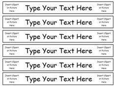 binder label template wordscrawl com templates pinterest