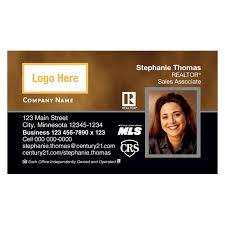 Century 21 Business Cards Product Selection