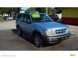 ford explore 1998 1998 light denim blue metallic ford explorer sport 36622688
