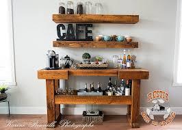 ilot de cuisine antique tables bars comptoirs et îlots granby rustik meubles design