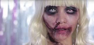 barbie halloween makeup 7 u0027walking dead u0027 halloween makeup tutorials to perfect that undead