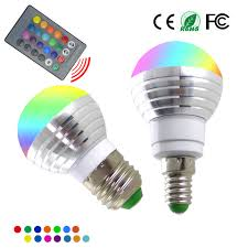 Rgb Led Light Bulb With Remote by Online Get Cheap Led Bulb Remote Aliexpress Com Alibaba Group