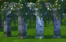 wedding arches in sims 4 cc finds sims 4 shenanigans sims ts4 cc and