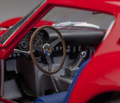 250 gto interior 250gto 1963 nurburgring 1 18 scale kyosho model