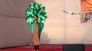 fancy dress save trees