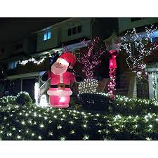 Solar Powered Christmas Tree Lights by Le Solar Power 100 Led String Lights 49ft 15m Waterproof Starry