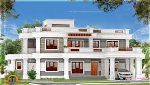 Modern Elevation 2 Modern Elevation Option For 2855 Square Feet Kerala Home