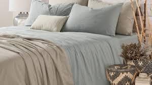 Duck Egg Blue Duvet Sets Linen Duvet Cover Queen Regarding Your House Rinceweb Com