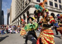 thanksgiving day parades held in u s cities s daily