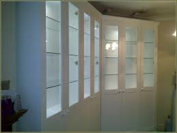 tall kitchen cabinet with glass doors best home furniture decoration