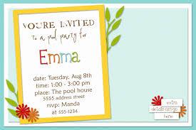 sample birthday invitation card for adults gallery invitation