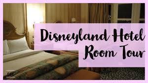 disneyland hotel room tour disneyland paris youtube