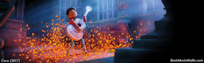 coco 2017 animation 4k wallpapers miguel from coco very early concept art dualscreen wallpaper