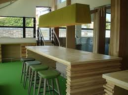 Home Bar Interior by Decorations Natural Ash Wooden Home Bar Mixed With Floating