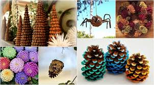 pine cone decoration ideas 15 beautiful pine cone crafts to make stunning home decor