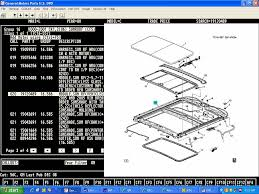 2000 chevy suburban detailed schematic diagram sunroof