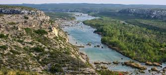 Caprock Canyon State Park Map by The Devils River In Texas One Of The Most Unspoiled Fishing Spots