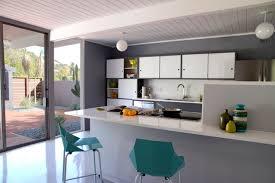 lucas valley eichler modern kitchen san francisco by