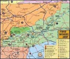 Boone Map Maps