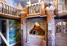 Castle Bunk Beds For Girls by Little Castle Bunk Bed Fairytale Bedroom Fairytale Bedroom
