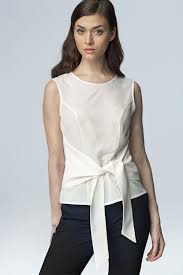 bow tie blouse white blouse with bow tie waist