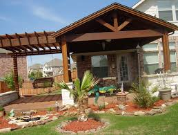 Detached Patio Cover Wonderful Detached Patio Cover Plans With Fireplace But In Our