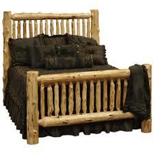 Cedar Log Bedroom Furniture by Cedar U0026 Aspen Log Bedroom Furniture